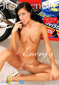 Energy - Energy is what you'll need with this fresh, young, naked  nymph.  She wants to