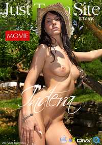 Indera - We can't decide what we like best about her – her puffy nipples, her perfect naked body, or her threatening look.