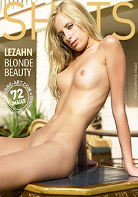 Lezahn Blonde Beauty - Hey its a beautiful day! Who wouldnt want golden girl Lezahn to join them at their table?