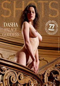 Dasha – Palace Goddess - Divine Dasha displays her curves - for your delectation!