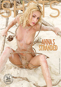 AnnaS Stranded - Fancy being stranded in paradise with the beautiful Anna S?