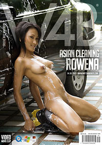 Rowena - Asian cleaning